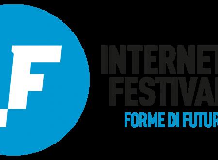 All'Internet Festival 2017 ci siamo anche noi!