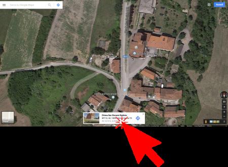 Come leggere le coordinate della propria abitazione con Google